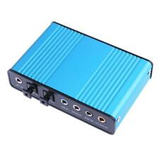 USB External Sound Card  5.1 7.1 Channel Optical Audio Card Adapter for PC