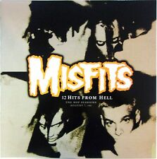 THE MISFITS VINYL LP 12 HITS FROM HELL