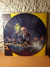 Megadeth Rust In Peace Lp Picture Disc 1990