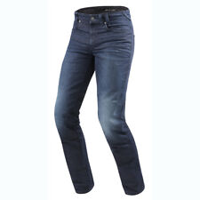 Rev'it Vendome 2 RF Regular Fit Motorcycle Jeans Dark Blue Used Revit Rev'it!