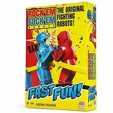 Rock 'em Sock 'em Robots Game Travel Version
