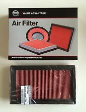 ENGINE AIR FILTER 07-13 VERSA GENUINE NISSAN OEM 14 Infiniti Q50 / 09-14 Cube