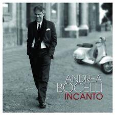 CDs de música óperas álbum andrea bocelli