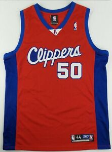 Vintage Reebok Los Angeles LA Clippers Corey Maggette Basketball Jersey Size 44