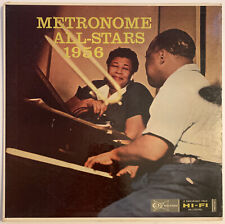 METRONOME ALL-STARS 1956 LP CLEF USA FIRST PRESS 1956 PRO CLEANED