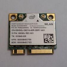 Dell Latitude e6440 WLAN Carte Wifi Card sans fil 05k9gj 6235 ANHMW