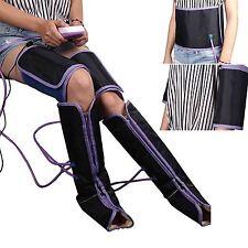 Newest Air Compression Leg Wrap Blood Circulation Regular Massager Calf Therapy
