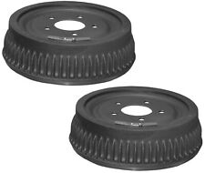 """Pair Set of 2 Rear Brake Drums ACDelco For Chevrolet GMC C1500 with 11"""" Brakes"""