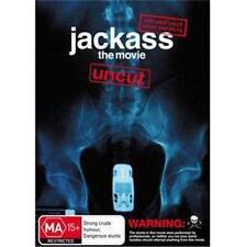 JACKASS The Movie UNCUT : NEW DVD