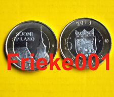 Finland - Finlande - 5 euro 2013 unc.(Tavastia)