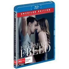 BRAND NEW Fifty Shades Freed (Blu-Ray, 2018) *PREORDER Movie 3 Of Grey Darker