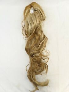 Top Girl Luxury Ponytail-Coventry Girl Blonde.