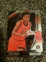 2020-21 Panini Prizm Draft Picks - Isaac Okoro RC BASE  Rookie #4