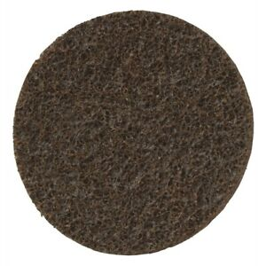 "4""  Scotch Brite Surface Conditioning Discs Coarse Brown MMM7450 Brand New!"