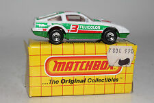 MATCHBOX #MB24 NISSAN 300ZX TURBO, FUJI CAMERAS & FILMS, EXCELLENT, BOXED, LOT B