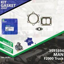 Gasket Kit Joint Turbo MAN F2000 Truck 3593894 Original melett-051