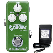TC Electronic Corona Mini Chorus w/ 9v power supply free shipping!