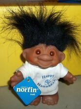 Norfin Troll Mint, Happy Hanukkah