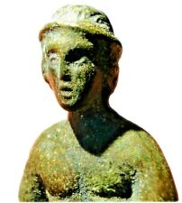 1ST-2ND CENTURY ANCIENT ROMAN STATUETTE OF A YOUNG BOY / GENUINE ARTIFACT