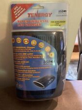 Tenergy T9688 Universal LCD Screen Battery Charger with USB Outlet