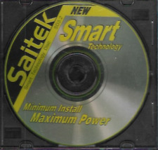 Saitek Smart Technology Disc SD 3.2 Minimum Install Maximum Power Software