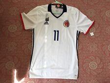 BNWT Adidas Colombia Match Issue Adizeo Cuadrado Jersey: XL Style #: AC2842