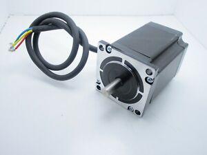Nema 23 stepper motor passo-passo 4 fili 4,2A 1,8Nm albero 8mm 57bygh76