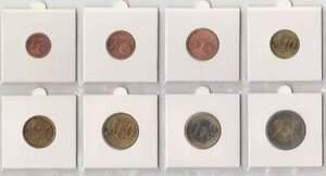 Slovenië euromunten 2008 UNC serie 1 cent - 2 euro