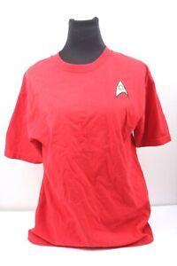 Star Trek Red T Shirt