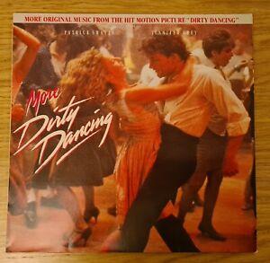 More Dirty Dancing- Soundtrack vinyl LP Record Various BL 86965 Otis Redding