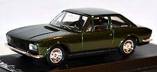 Peugeot 504 Coupe Pininfarina 1969-74 grün green metallic 1:43