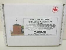 Canadian National Railroad Enclosed Water Tank Kanamodel Products HO Scale