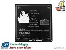 MK3 200x200 Aluminum Heatbed Heated Hot Bed RepRap 3D Printer Prusa Upgrade MK2B