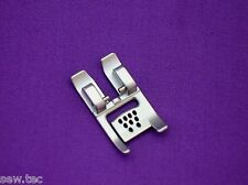 9 HOLE CORDING FOOT FITS PFAFF SEWING MACHINES WITH  IDT #820608-096