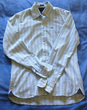 Camicia Tommy Hilfiger  Casual Shirt Sz S/P Striped Long Sleeve Custom Fit