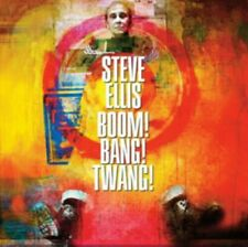 "Steve Ellis ‎– Boom! Bang! Twang! [New & Sealed] 12"" Vinyl"