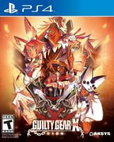GUILTY GEAR XRD SIGN (Sony PlayStation 4, PS4)