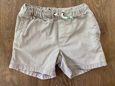 Mini Boden Girls size 6 khaki shorts
