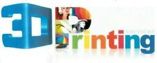 3D Printing Service Charged by the hour $0.99/hour Free Quotes Lowest Price