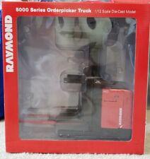 Raymond 5000 Series Order Picker Truck 1/12 Scale Die Cast Model