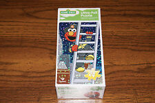 NEW Sesame Street Elmo Furry Fire Fighter Ultra-Foil 24 pc. Puzzle FREE S/H! BCR
