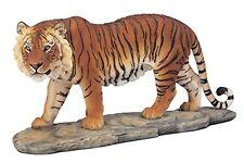 "12"" Bengal Tiger Statue Figurine Safari Wildlife Wild Cat Animal Figure"