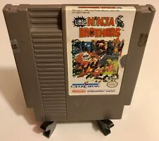 Little Ninja Brothers (Nintendo Entertainment System Nes)
