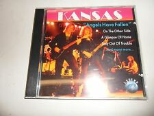 CD  Kansas ‎– Angels Have Fallen
