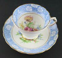 Rosina Tea Cup and Saucer Set 4871