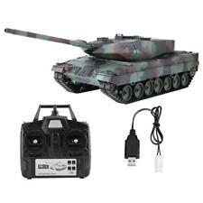 Heng long 3889-1 1:16 German Leopard 2 A6 Durable Camouflage Heavy-duty RC Tank