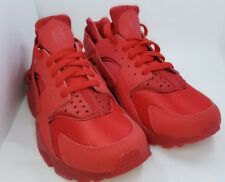 NIKE AIR HUARACHE ID WMNS  RED OCTOBER SIZE 9 777331-978