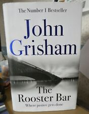 The Rooster Bar by John Grisham (Hardback, 2017) READ ONCE EXC COND