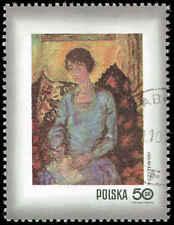 Scott # 1840 - 1971 - ' Woman With Book, by Tytus Czyzewski (1885-1945) '