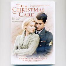 The Christmas Card 2006 Hallmark TV drama romance movie, new DVD Afghanistan, CA